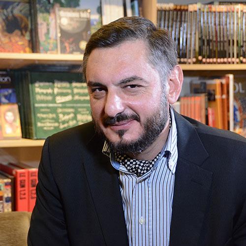 Miomir Petrović Bakarni bubnjevi