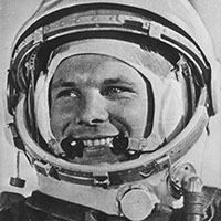 Jurij Gagarin Put do zvezda